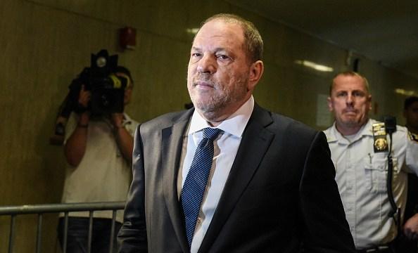 Desestiman cargo de agresión sexual contra Harvey Weinstein