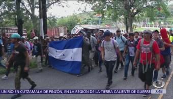 Honduras pide a sus ciudadanos desistir de caravana de migrantes
