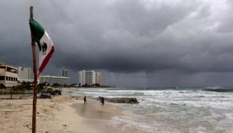 Clima Quintan Roo hoy; Michael aleja de costas mexicanas