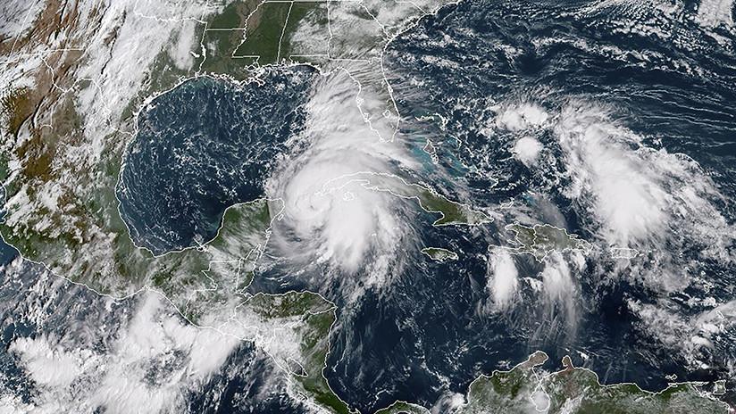 El huracán 'Michael' ya no amenaza Quintana Roo, pero mantienen alerta