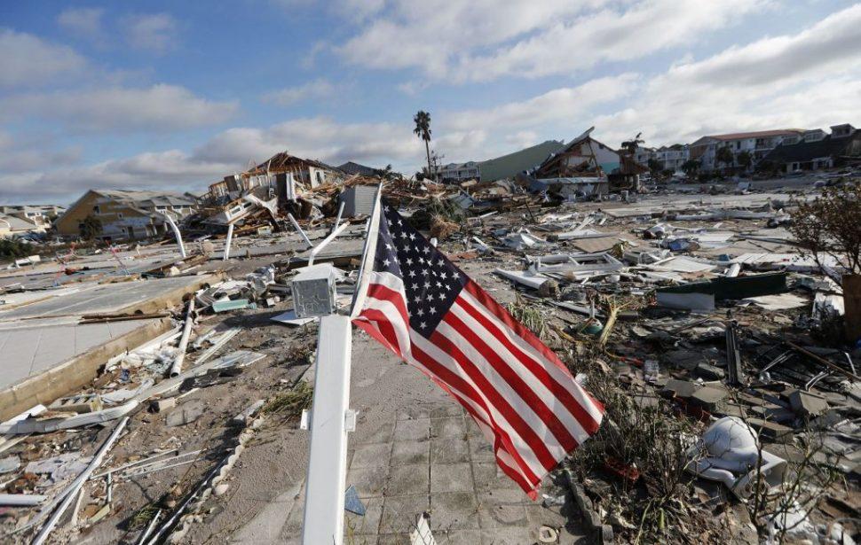 Fotos y videos de 'Michael', de los huracanes más furiosos
