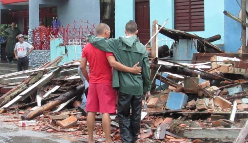 Cuba inicia recuperación de zonas dañadas por 'Michael'