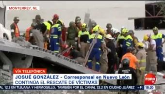 Identifican a constructora de centro comercial siniestrado en Monterrey