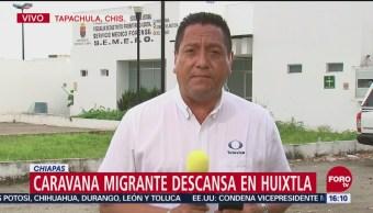 Identifican a migrante fallecido en el paso a Huixtla