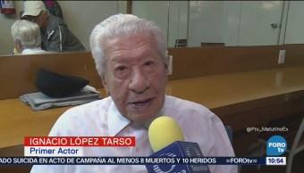 Ignacio López Tarso estrena segunda temporada de El Cartero