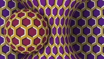 Extraño efecto óptico sorprende a internet: ¿Se mueve esta imagen?