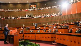 Presenta Héctor Astudillo tercer informe de gobierno