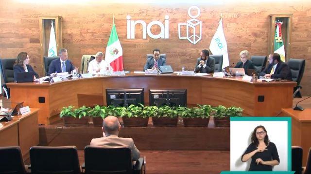 INAI aprueba política pública de derecho a la información.
