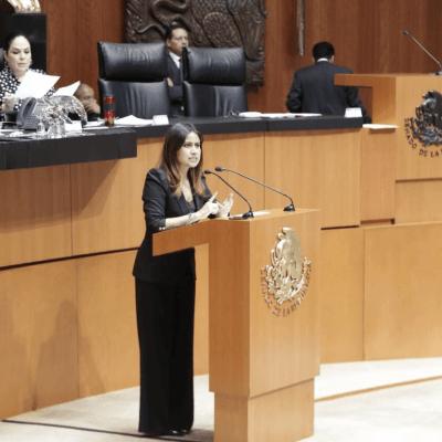 Senadores del PAN plantean prohibir uso de efectivo en el gobierno