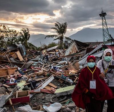 Indonesia impone restricciones a la ayuda internacional tras el tsunami