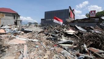Aumentan a 2,045 los muertos por el terremoto y el tsunami en Célebes