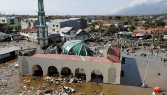 Indonesia tsunami: Buscan a posibles sobrevivientes