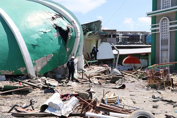 Al menos 5.000 desaparecidos tras el terremoto y el tsunami en Indonesia