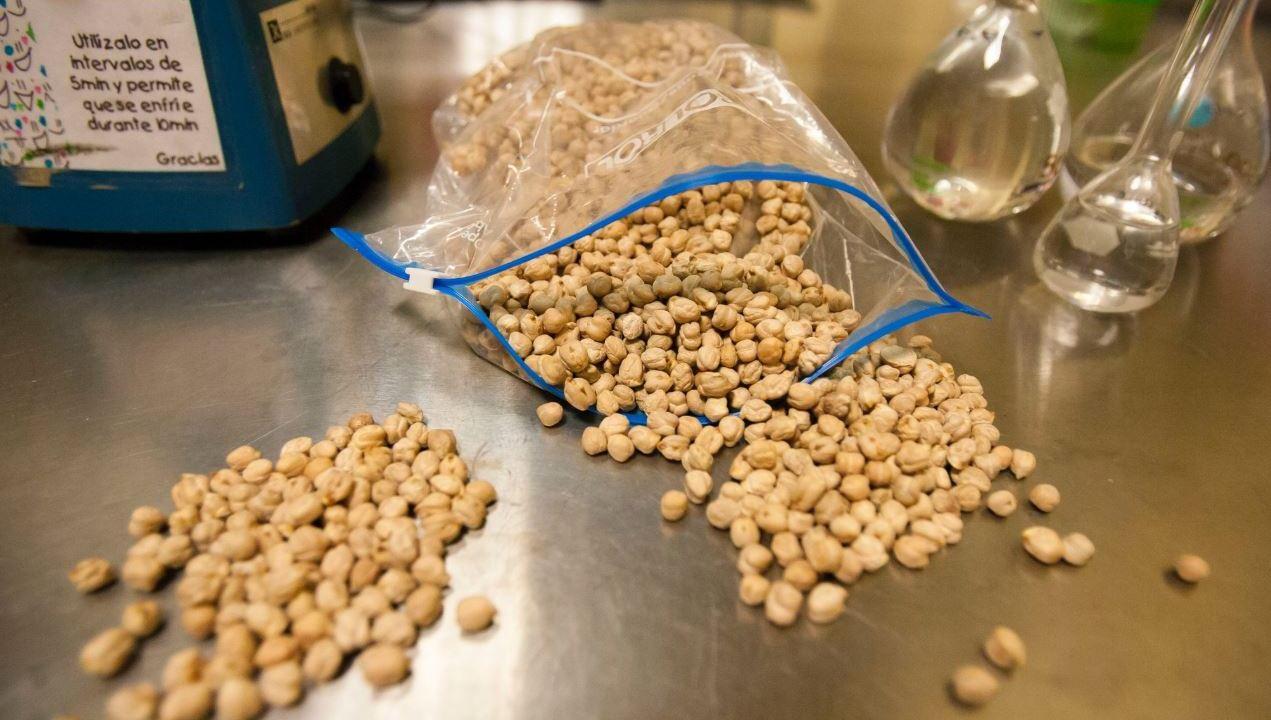 Garbanzo cocido reduce incidencia de cáncer de colon