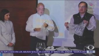 Investigadores chilenos crean bolsas biodegradables que se deshacen con agua