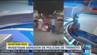 Investigan a dos policías en Quintana Roo por uso excesivo de fuerza