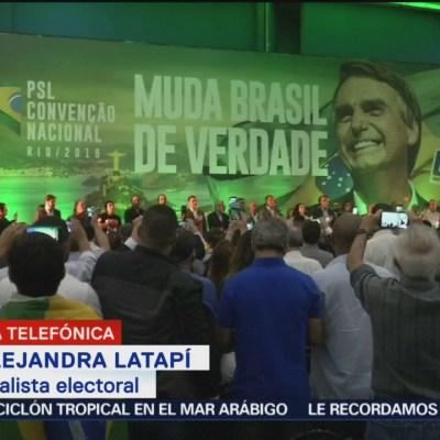Jair Bolsonaro podría imponer un régimen casi militar en Brasil