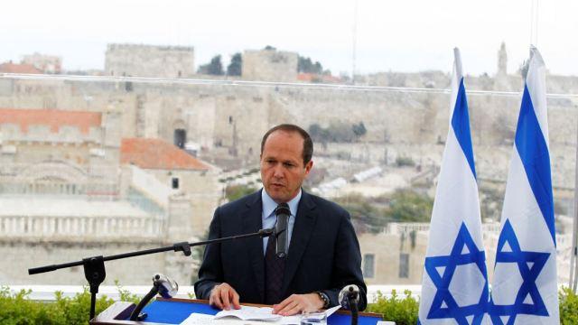 alcalde jerusalen pide cese operaciones unrwa
