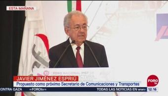 Jiménez Espriú NAIM fue un proyecto sin planeación previa