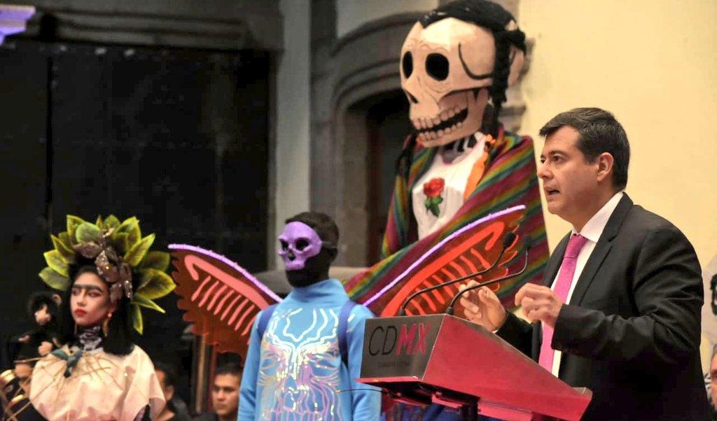 Gobierno capitalino aumentará vigilancia para día de muertos
