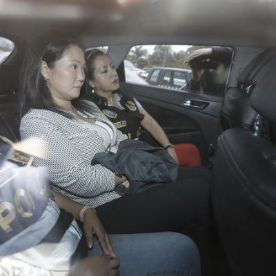 No he sentido dolor más grande que ver a mi hija detenida, dice Fujimori
