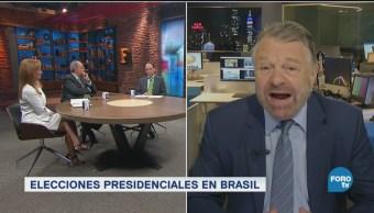 Resultados Elecciones Presidenciales Brasil Candidatos Votaciones