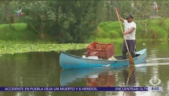 La UNAM emprende rescate de la zona lacustre de Xochimilco