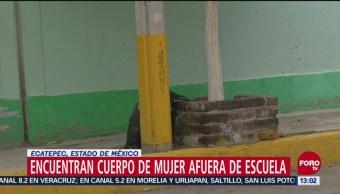 Localizan Cuerpo Mujer Dentro Bolsa Ecatepec Edomex