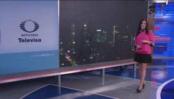 Las noticias, con Danielle Dithurbide Programa 10 de octubre