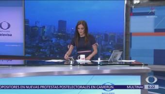 Las noticias, con Danielle Dithurbide: Programa del 29 de octubre del 2018