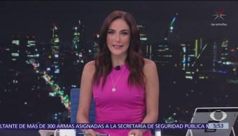 Las noticias, con Danielle Dithurbide Programa 3 de octubre