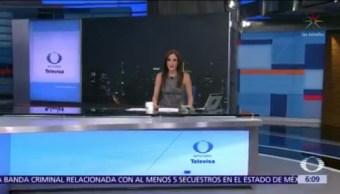 Las noticias, con Danielle Dithurbide: Programa del 31 de octubre del 2018