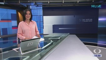 Las Noticias, con Karla Iberia Programa del 8 de octubre