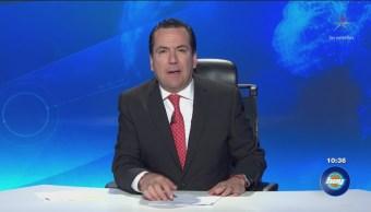 Las noticias con Lalo Salazar en Hoy del 1 de octubre
