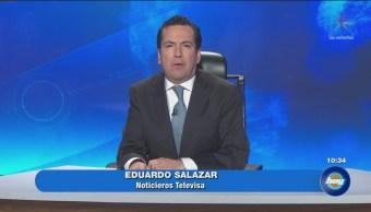 Las noticias con Lalo Salazar en Hoy del 22 de octubre del 2018