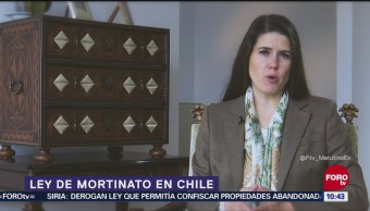 Ley de mortinato en Chile, con Rosario Laris