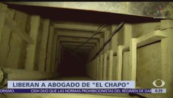 Liberan al cerebro de la última fuga de 'El Chapo' Guzmán