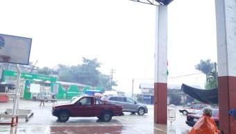 Clima Oaxaca; suspenden clases en 92 municipios por lluvias