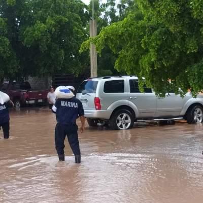 'Sergio' podría entrar como tormenta tropical a Guaymas, Sonora