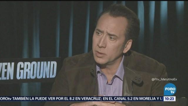 #LoEspectaculardeME: Nicholas Cage niega acusaciones de abuso sexual