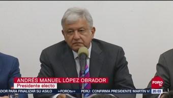 López Obrador Confirma Proyecto Santa Lucía