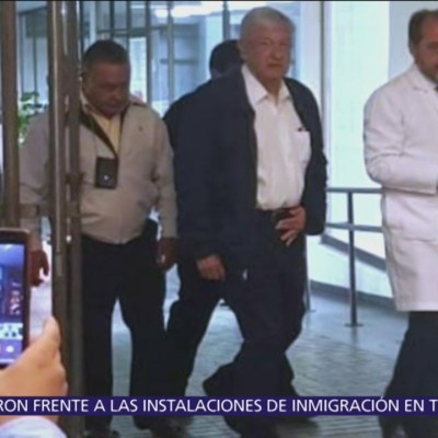López Obrador confirma visita al cardiólogo para revisión de rutina