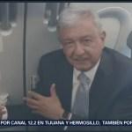 López Obrador rechaza que cambios en el NAIM generen incertidumbre económica