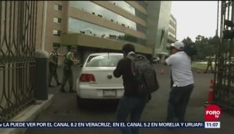 López Obrador se reúne con Salvador Cienfuegos en la Sedena