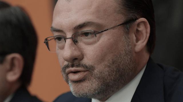 Peña Nieto firmará acuerdo USMCA, afirma Luis Videgaray