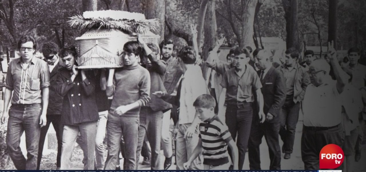 M68: Memorial Del Movimiento Del 68 Movimiento Estudiantil
