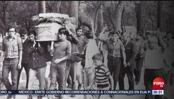 M68: Memorial Del Movimiento Del 68 Movimiento Estudiantil