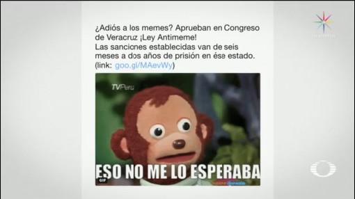 Miguel Ángel Yunes Anuncia Veto A Ley Antimemes