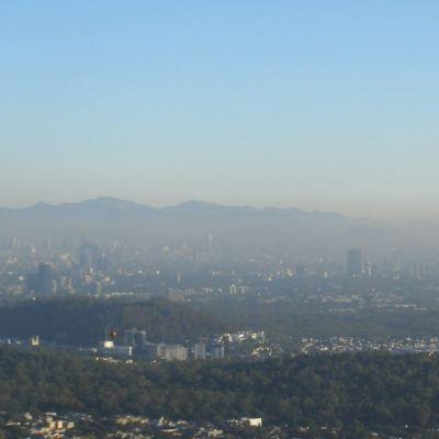 Ecatepec presenta mala calidad del aire; registra 102 putos por partículas suspendidas