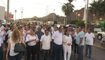 marchan guaymas exigir paz ataques policias